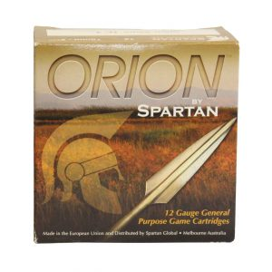 Spartan Orion Game Cartridges