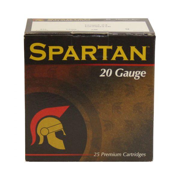 Spartan 20ga 24gr