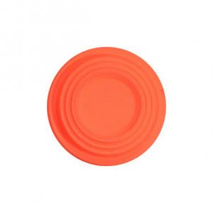 White Flyer Midi Orange