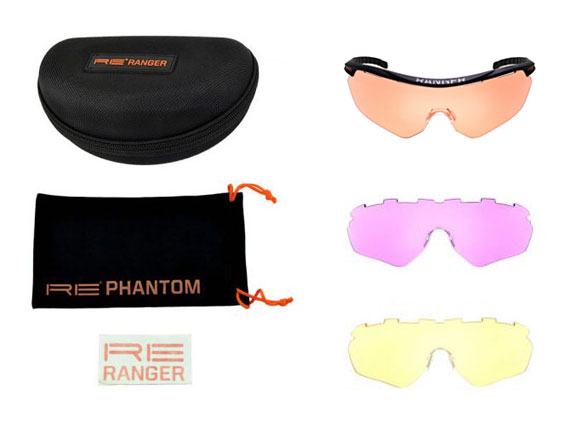 RE Phantom Shooting Glasses