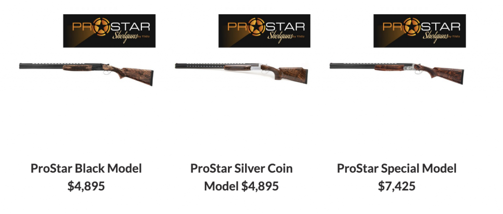 Pro Star Range